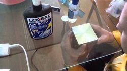 Как приклеить стекло к металлу в домашних условиях