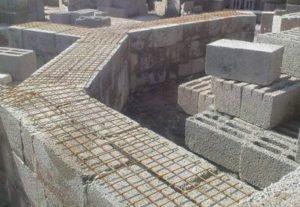 Строительство ячеистыми блоками