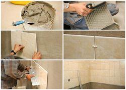 Инструкция по укладке плитки