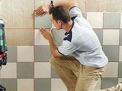 Разметка стен